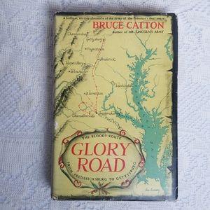 1952 Bruce Catton Glory Road Civil War History